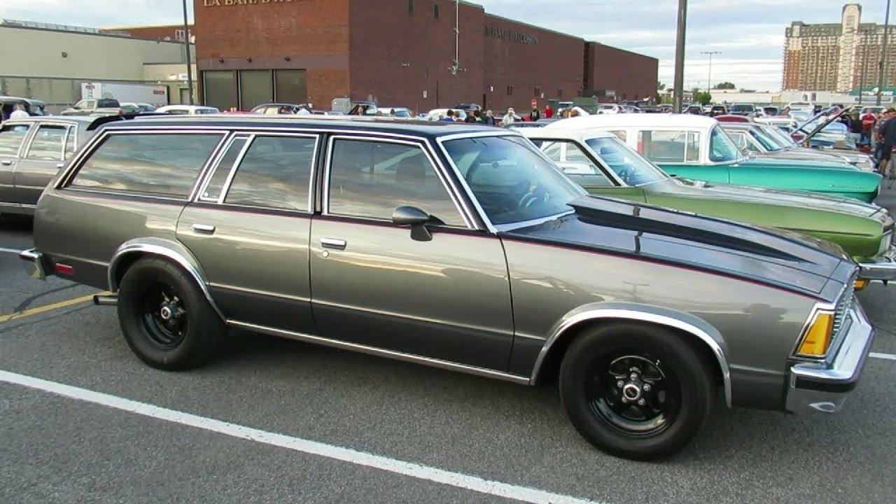 Chevy Malibu Wagon