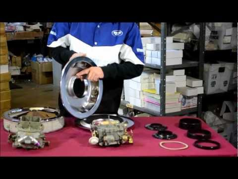 Show Low Ford >> How to choose the correct air cleaner for your carburetor ...