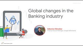 Глобальные изменения в финансовой индустрии