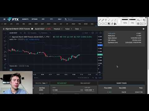Cryptocurrency Basis Trading