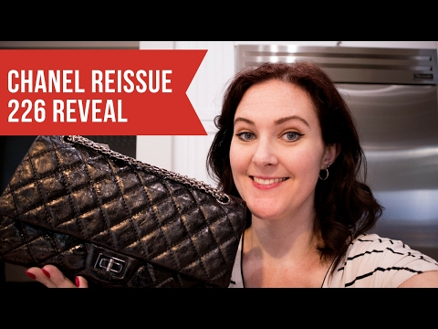 Chanel Reissue 226 Reveal | Retail Therapy Chick