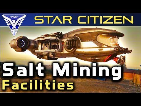 Exploring the salt mines of Star Citizen 3.0