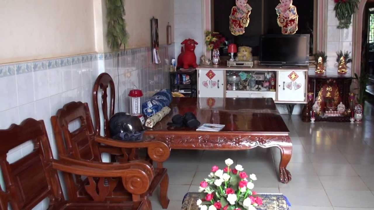 Typical Middle Class Cambodian Home Suong Cambodia 2013