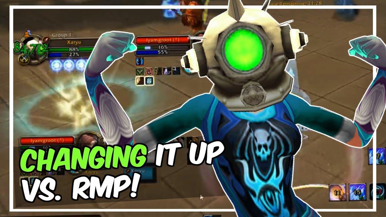 CHANGING IT UP vs  RMP!! (vs  Tournament teams)