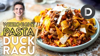 Download lagu The BEST Duck Ragu Pasta!
