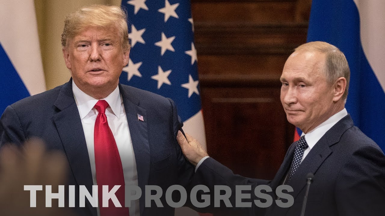Even Fox News outraged by Trump-Putin meeting