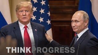 Even Fox News outraged by Trump-Putin meeting