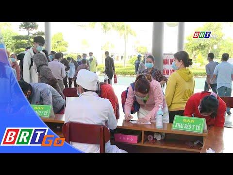 Các cơ sở y tế siết chặt biện pháp phòng chống dịch   BRTgo
