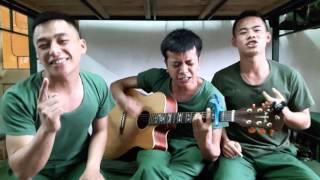 Làm Người Yêu Anh Nhé Baby | Ba Chú Bộ Đội (Official)