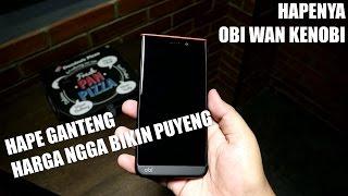 Unboxing + Hands On OBI Worldphone SJ1.5 Indonesia