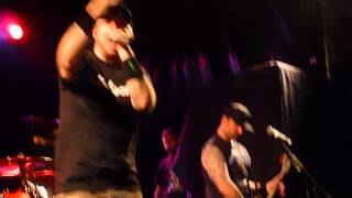 HATEBREED'S 'Indivisible' at Mr. Small's Theatre 002