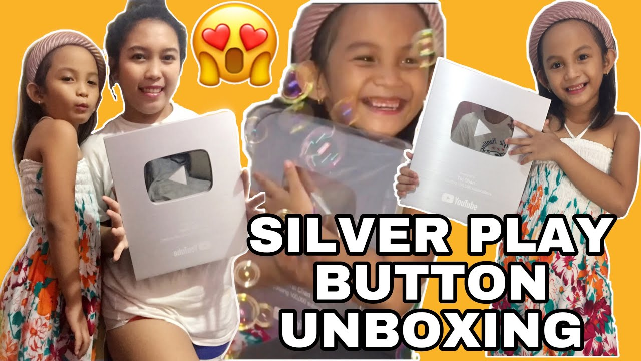 UNBOXING OUR SILVER PLAY BUTTON! (YOUTUBE AWARD)