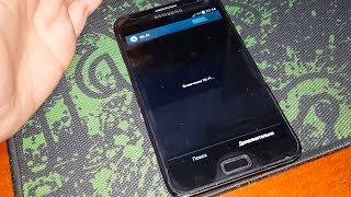 Не працює Wi-Fi на телефоні Samsung Note N7000 - Включення Wi-Fi