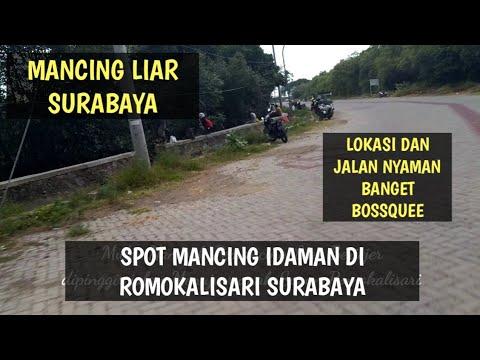Rute Mancing Spot Idaman Pemancing di Romokalisari ...