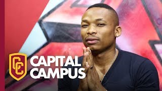 Otile Talks About Chaguo la Moyo and How He Bagged Vera | Capital Campus