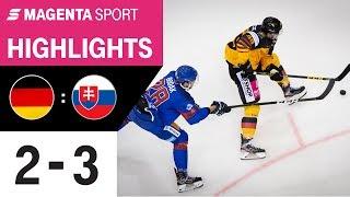 Deutschland   Slowakei | Deutschland Cup, 19/20 | Magenta Sport