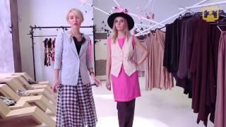 Услуги стилиста. Как это работает? Урок стиля / VideoForMe - видео уроки(Как стилист работает с моделью или заказчиком в магазине и что такое Питерский стиль в одежде и как добавит..., 2015-08-13T13:50:08.000Z)