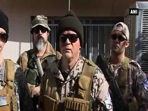 Westerners join Iraqi Christian militia to fight Islamic State in Iraq
