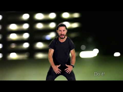 Shia LaBeouf - Just Do it! (Auto-tuned) 1 HOUR