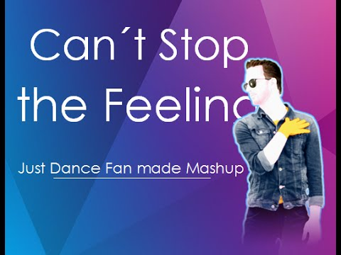 Can´t Stop The Feeling | (Justin Timberlake) Just Dance Fanmade Mashup