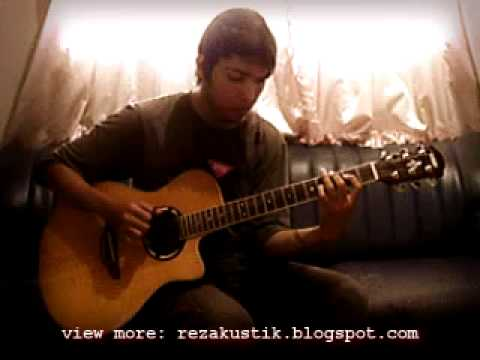 Afgan - Panah Asmara (Acoustic Guitar Cover Version)