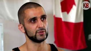 Firas Zahabi on the Power of Thoughts and the Thin Line Between Confidence and Arrogance