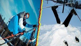 Как кататься на лыжах видео. Где можно кататься на лыжах? Профессионал и дилетант.