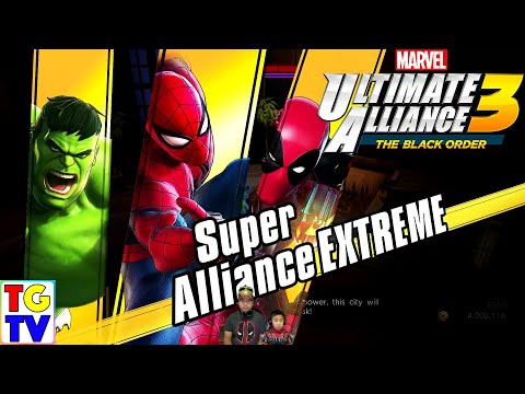 marvel-ultimate-alliance-3---chapter-3-2-spider-man,-dead-pool,-hulk,-ironman