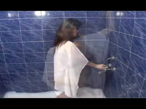 Nude in wash room thumbnail