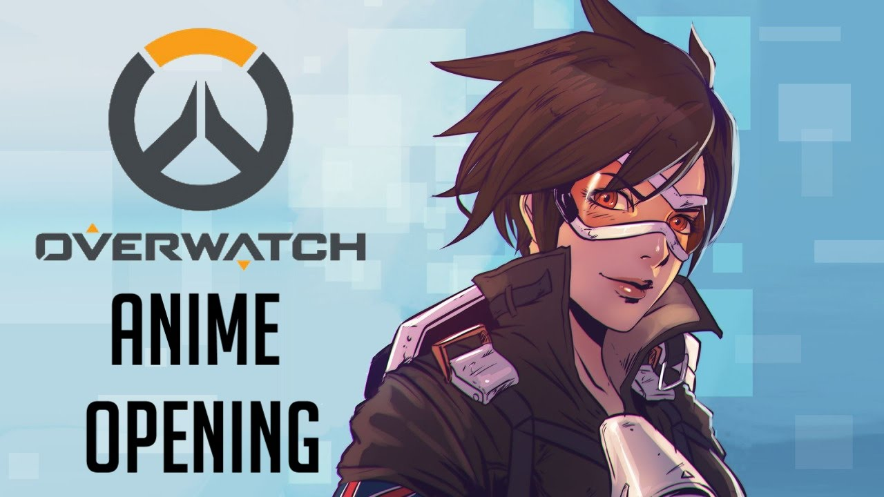 【mad】overwatch anime style「opening」f m a brotherhood youtube