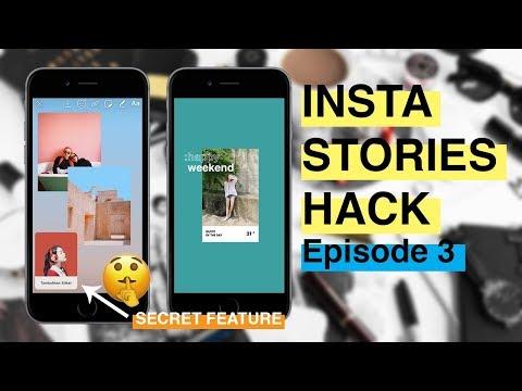 Instastories Hack #3 | Cara Membuat Instagram Stories Kekinian 2019 | #SHARINGISCARING Ep6