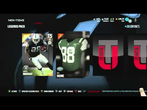 Madden 16 Ultimate Team :: SHe Pulled Ahman Green?! ::-XBOX ONE Madden 16 Ultimate Team