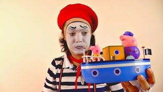 funny videos with clowns and mimes meet alex the mime a toy box