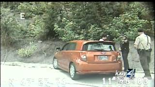 Dashcam video from deadly Lookout Pass shooting released