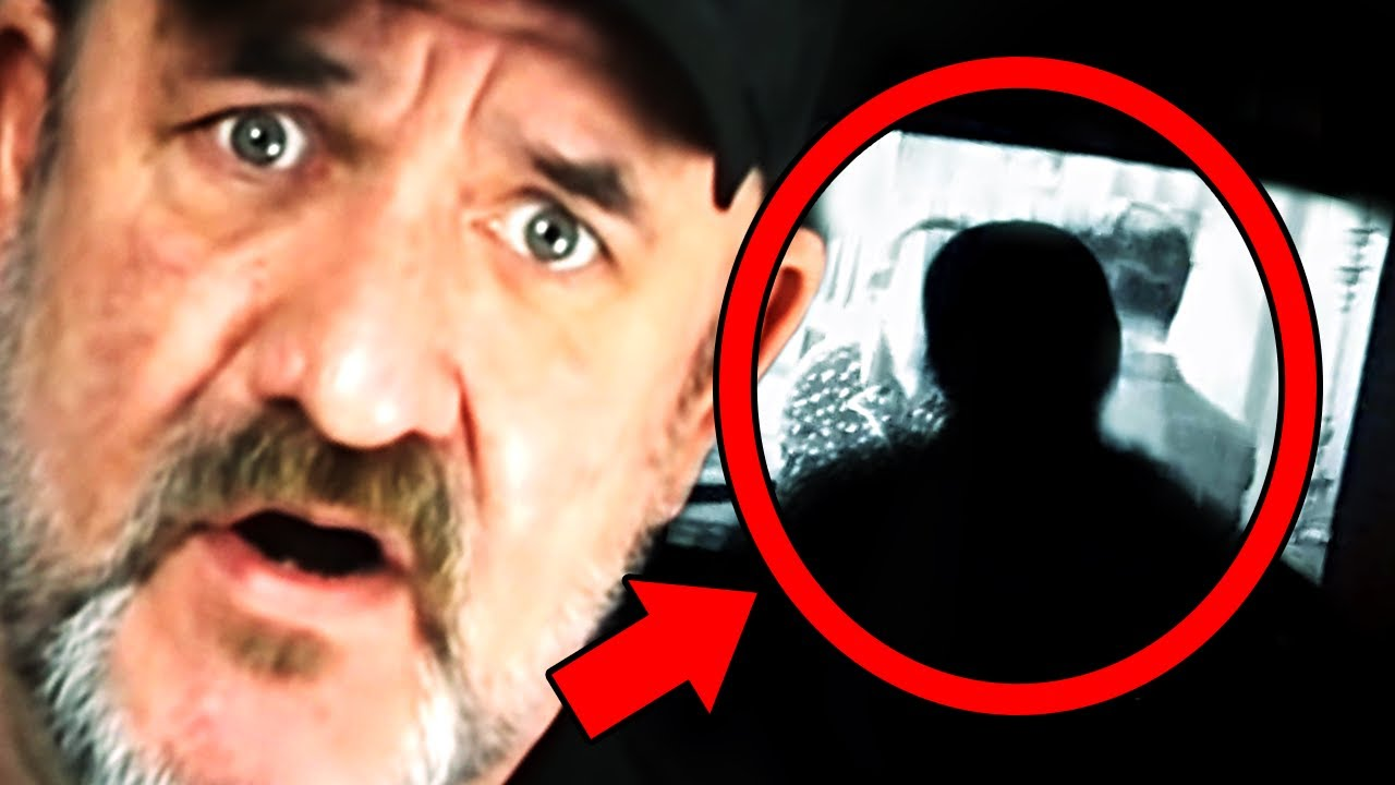 5 SCARY Ghost Videos That'll Make You PUNCH Your SCREEN !