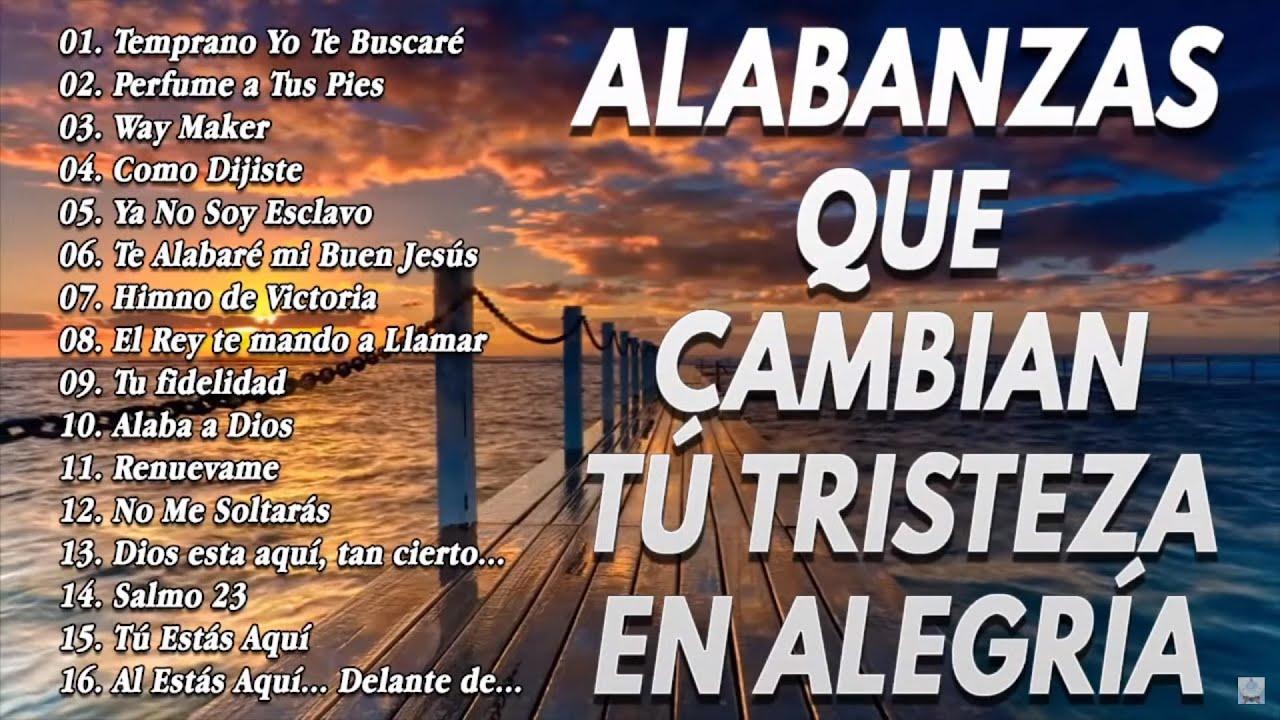 LAS 41 MEJORES CANCIONES CRISTIANAS DE TODOS LOS TIEMPOS \ ALABANZAS CRISTIANAS VIEJITAS PERO BONITA