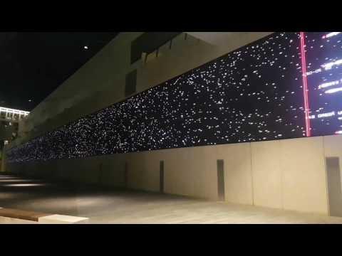 Sydney International Convention Centre Darling Harbour universe scanner