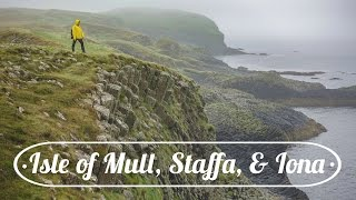 Gambar cover SCOTLAND: Isle of Mull, Staffa, & Iona!