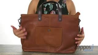 Pendleton Leather Tote SKU: 9103675