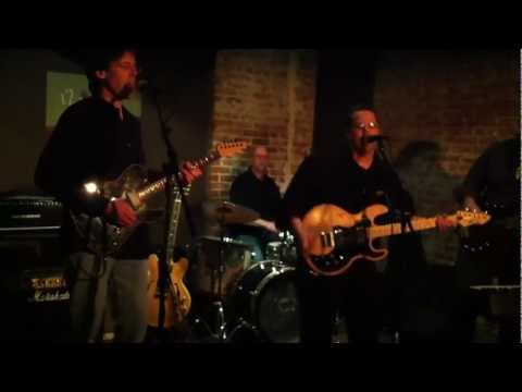 Big Audio Dynamite - Rush - Cover - The Unamed @ 12 Grapes, Peekskill, NY