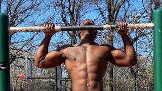 FULL BODY WORKOUT FOR THAT MASS AN CUTS