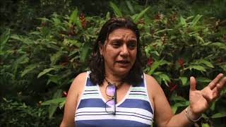Silvia Paniagua- Productora de La Delia
