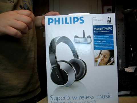 Unboxing - Philips SHC8525.AVI - YouTube 6f6c15ce3401
