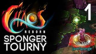 Chaos Reborn VS Granthor (Sponger Tourney Part 1)