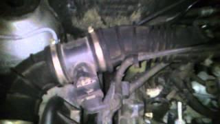 Opel Astra G - Son/bruit étrange lors de la mise en contact