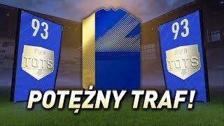 FIFA 18 - Trafiłem potężną kartę TOTS! - Pack opening za 36.000 FIFA Points!