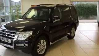 Mitsubishi Shogun Equippe LWB For Hire