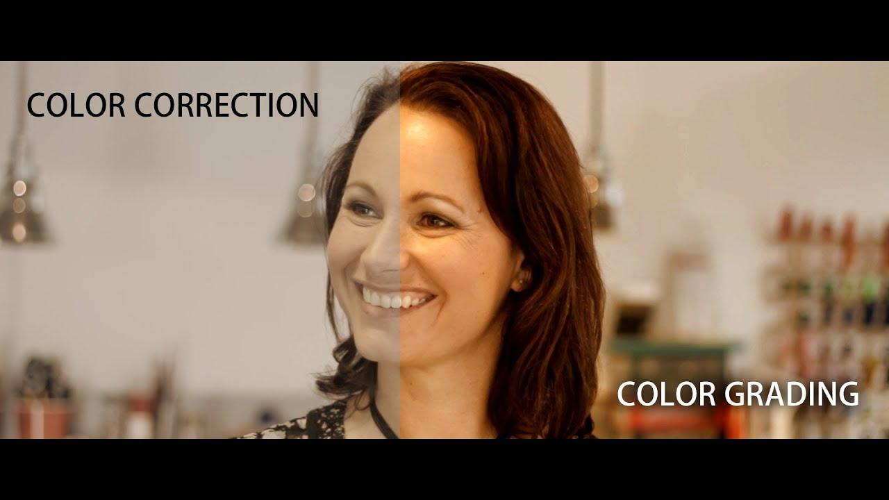 video color correction