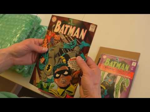 Unboxing a $550 Silver Age Collection | Sell My Comic Books