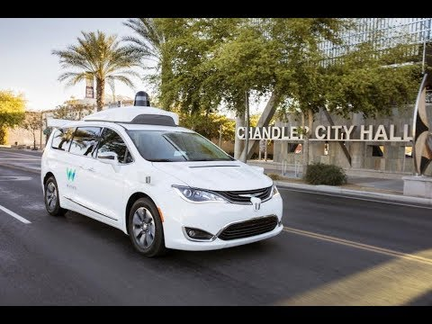 Intel Collaboration With Waymo On Self driving cars